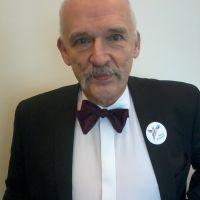 """Gościem """"Sedna sprawy"""" był  Janusz Korwin-Mikke Nowa Prawica"""