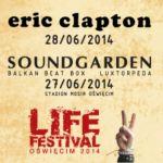 Life Festival Oświęcim: bilety - nowe ceny biletów. Sprawdź, ile kosztują wejściówki na LFO 2014. [VIDEO]