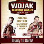 WOJAK BOXING NIGHT: Walka wieczoru - Hoye - Janik. Gdzie oglądać główną walkę online i w TV? [Sport]