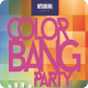 Color Bang - Fluo Party, CYKL IMPREZ, Euphoria Music Club, Łeba