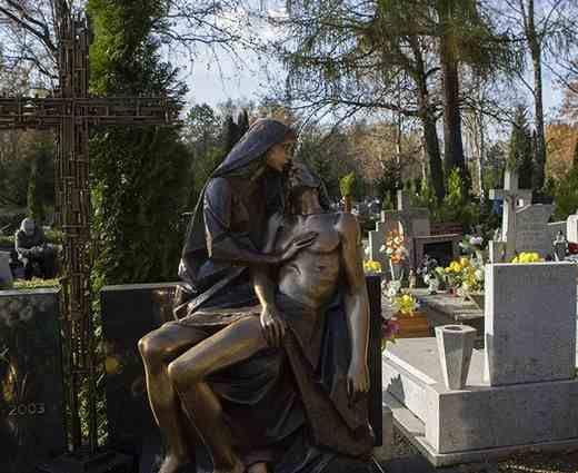 Cmentarz w Słupsku