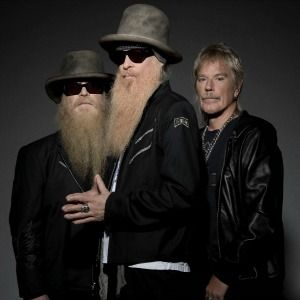 ZZ TOP - Festiwal Legend Rocka
