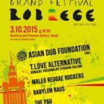 Róbrege 2015: zespoły i bilety. Pożegnanie T.Love Alternative i koncert Asian Dub Foundation w Polsce