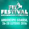 Fit Festival 2016, TARGI GDAŃSK, AmberExpo, Gdańsk