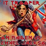 Michael Jackson i Iron Maiden: rewelacyjny mashup Beat It Trooper