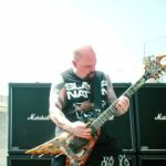 """Kerry King ze Slayera: """"Metallica i Iron Maiden są wielkie, ale żyją głównie z dawnych nagrań"""""""