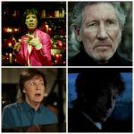 Paul McCartney, Roger Waters, Mick Jagger i Bob Dylan kombinują coś wspólnie?