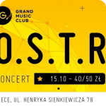 Koncert O.S.T.R. w Grand Music Club Kielce, sala Hyperion, GRAND Music Club, Kielce