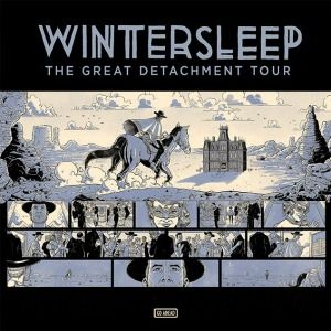 WINTERSLEEP - Koncert