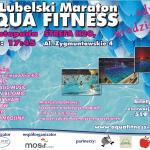 IX LUBELSKIM MARATONIE AQUA FITNESS, sport, Stadion MOSiR w Lublinie, Lublin
