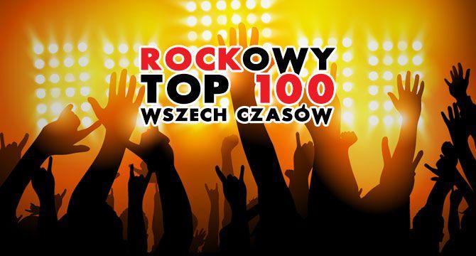 Wybierz Rockowy TOP Wszech Czasów z ESKĄ ROCK