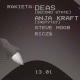 Rakieta // DEAS x Anja Kraft, IMPREZA ŁÓDŹ, Soda Underground Stage, Łódź
