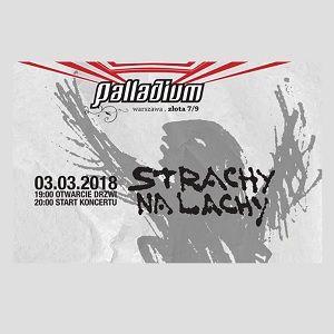 STRACHY NA LACHY - koncert Warszawa