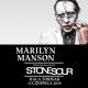 MARILYN MANSON / STONE SOUR - koncert WARSZAWA, Torwar, Warszawa