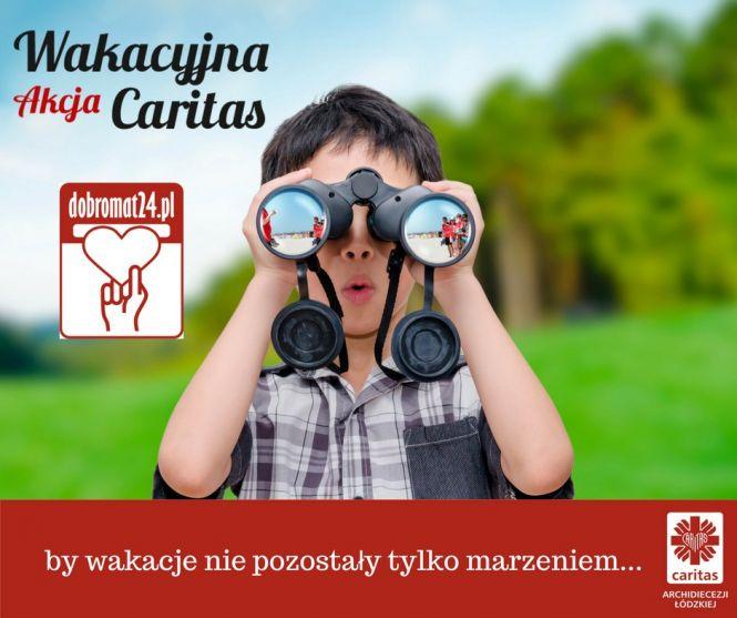 Caritas: ruszył turnus Ama Deum