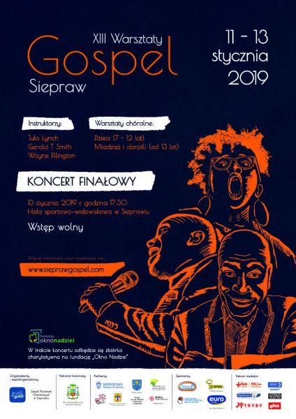 Gospel w Sieprawiu