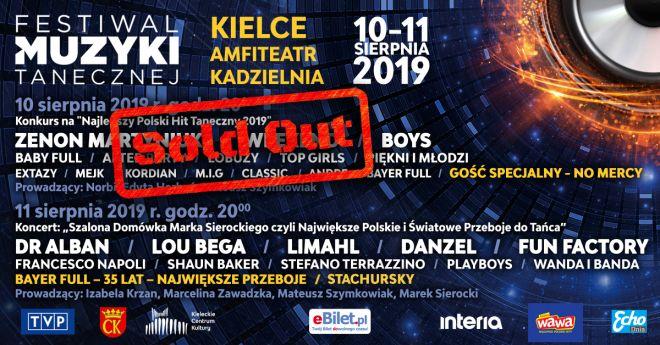 Najlepsza impreza tych wakacji odbędzie się 10-11 sierpnia w Kielcach