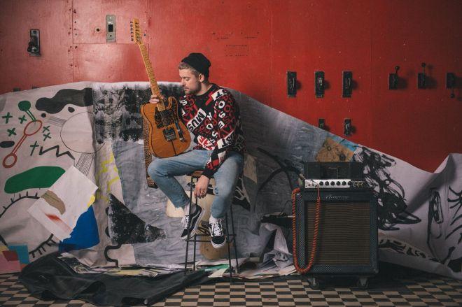 Bartek Królik zapowiada pierwszy solowy album w karierze zatytułowany Pan od muzyki