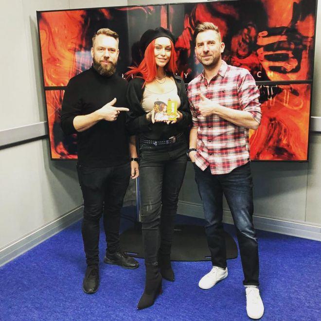 Red Lips (Ruda i Lazer) byli gośćmi Pawła Wiszniewskiego w Weekendzie z Gwiazdą