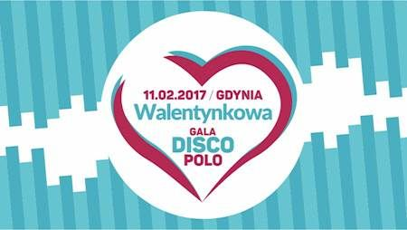 Walentynkowa Gala Disco Polo - Arena Gdynia 2020. Kto wystąpi?