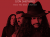 "LION SHEPHERD - ""ONCE THE DUST IS SETTLED""  Premiera digitalowa EP"