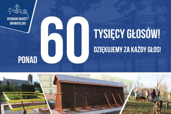 Za zaangażowanie mieszkańców w BBO podziękował w imieniu prezydenta Bydgoszczy - wiceprezydent - Michał Sztybel