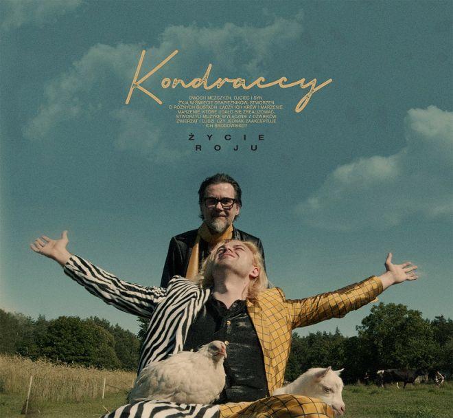 Kilka lat temu Kacper Kondracki rzucił swojemu ojcu Bogdanowi wyzwanie wymyślenia nowego gatunku muzycznego