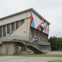Hala Sportowo-Widowiskowa Pałacu Młodzieży w Tarnowie ,ul. Gumniska  28, Tarnów