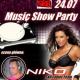 Music Show Party, Klub SKR Wietlin III, Wietlin Trzeci