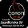Coyote Club, ul. Jagiellońska 89, Szczecin