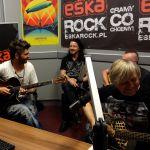 IRA na żywo w studiu EskiROCK - zobacz występ! [VIDEO, 2013, X]