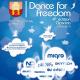 Dance For Freedom, IMPREZA, GOŚCINO, Dom Kultury w Gościnie, Gościno