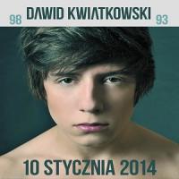 Dawid Kwiatkowski, KONCERT SOPOT, Klub Muzyczny SCENA, Sopot