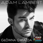 Eska Music Awards 2015: Adam Lambert z Nagrodą Specjalną EMA!