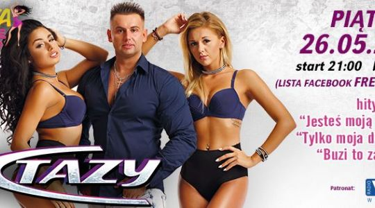 Extazy w Banana Dance Club Lublin | 26.05