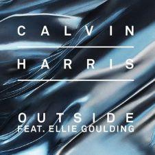 Outside - Calvin Harris, Ellie Goulding