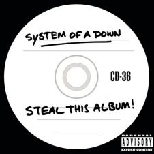 Thetawaves - System of a Down