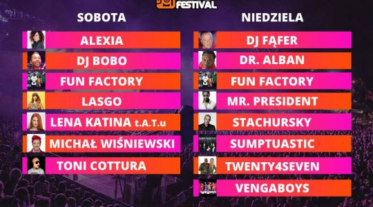 Cuprum Hits Festival 2019