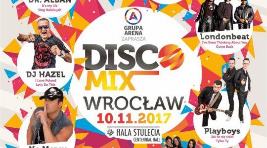 Disco MIX Wrocław 10.11.2017