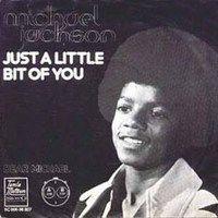 Just a Little Bit Of You - Michael Jackson